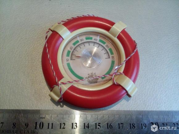 Термометр СССР. Фото 1.