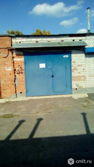 Капитальный гараж 41,8 кв. м Алмаз. Фото 1.