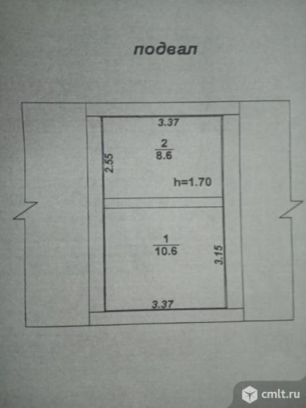 Капитальный гараж 39 кв. м Электрон. Фото 5.