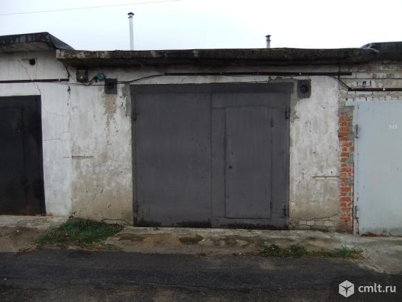 Капитальный гараж 24 кв. м Дон. Фото 1.