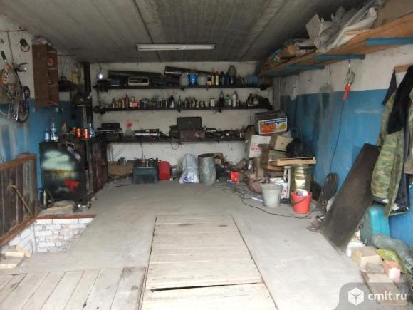 Капитальный гараж 24 кв. м Дон. Фото 2.