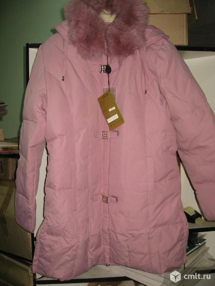 Зимняя женская куртка Lady's style. Фото 1.