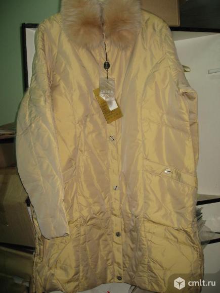 Утеплённая женская куртка. Фото 2.