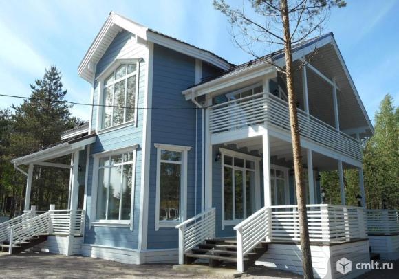 Продается: дом 187 м2 на участке 9 сот.. Фото 1.