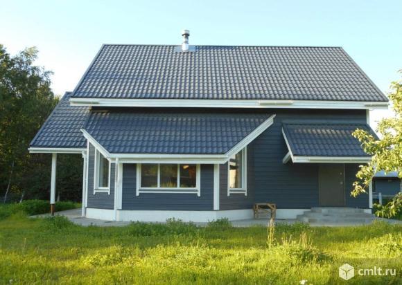 Продается: дом 169 м2 на участке 12 сот.. Фото 1.