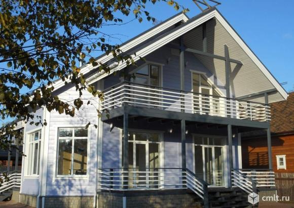 Продается: дом 206 м2 на участке 8 сот.. Фото 1.
