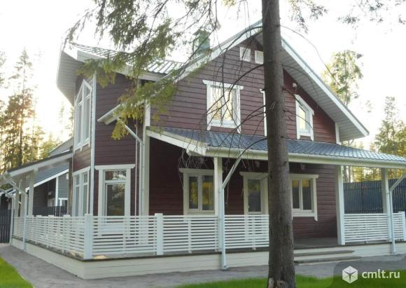 Продается: дом 200 м2 на участке 18 сот.. Фото 1.