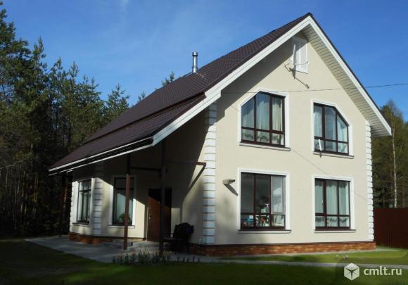 Продается: дом 200 м2 на участке 8 сот.. Фото 1.