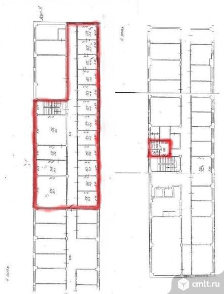 Офисное помещение (383.6 м2) в центре Северного р-на. Фото 13.