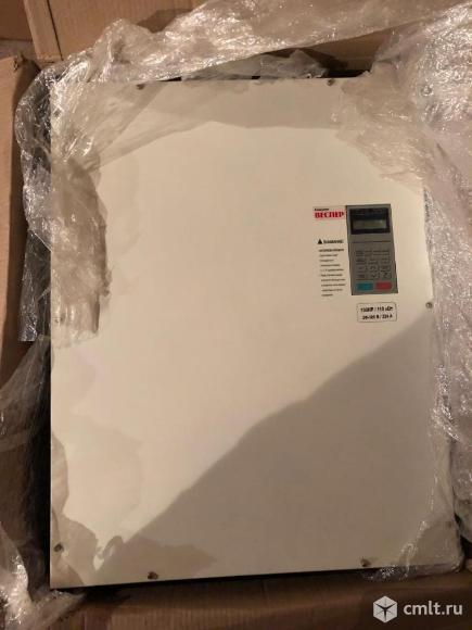 Частотный преобразователь до 110 кВт ВЕСПЕР, EI-9011-150H 110кВт 380В. Фото 1.