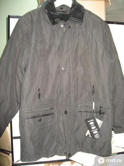 Куртка мужская City classic осень-весна. Фото 1.