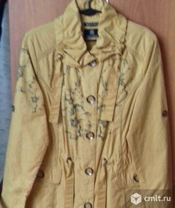 Куртка -ветровка. Фото 1.