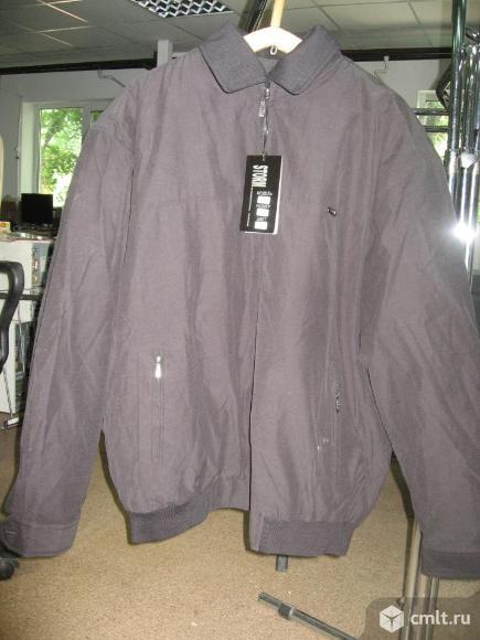 Куртка мужская осень-весна storm collection. Фото 1.