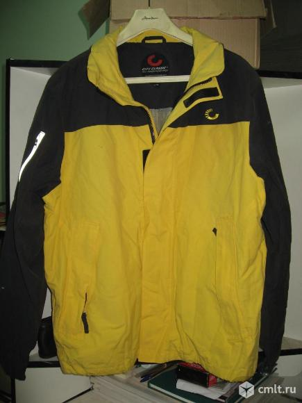 Куртка спортивная City classic. Фото 1.