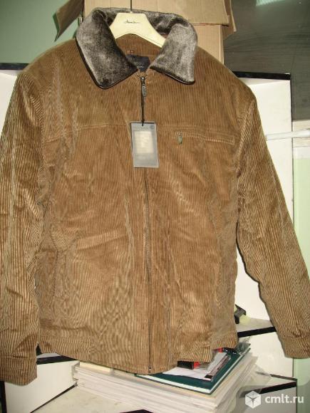 Куртка спортивная City classic вильветовая. Фото 2.