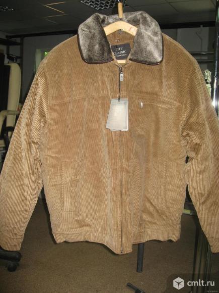 Куртка спортивная City classic вильветовая. Фото 1.