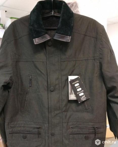 Удобная мужская куртка. Фото 2.