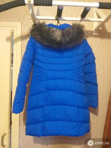 Куртка зимняя новая. Фото 3.
