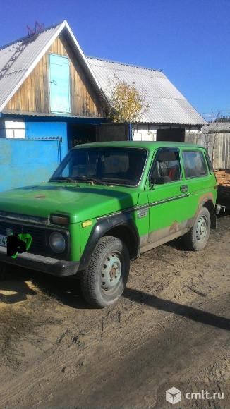 ВАЗ (Lada) 2121-Нива - 1986 г. в.. Фото 1.