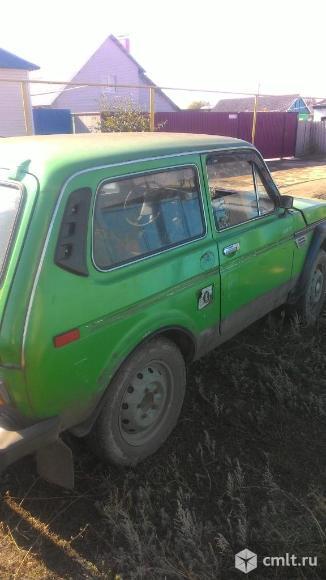 ВАЗ (Lada) 2121-Нива - 1986 г. в.. Фото 5.