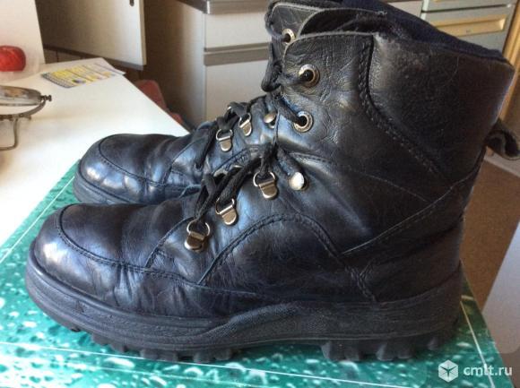 Ботинки зимние Marco, натуральная кожа р.40. Фото 1.