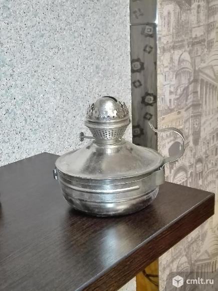 Лампа керосиновая без колбы, новая, СССР.. Фото 1.
