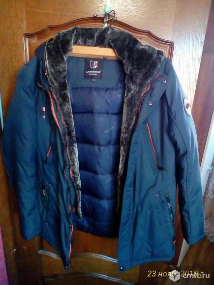 Продам зимнюю куртку. Фото 1.