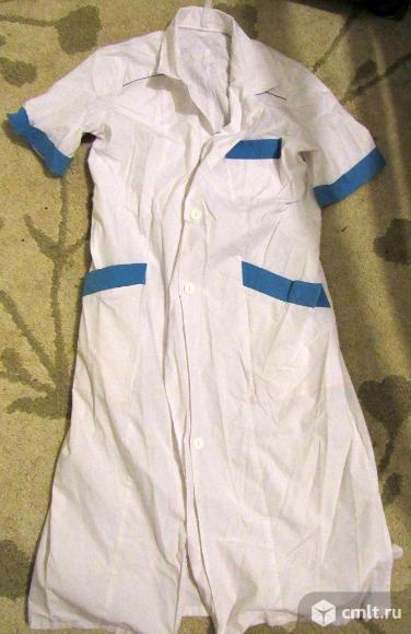 Медицинский халат. Фото 1.
