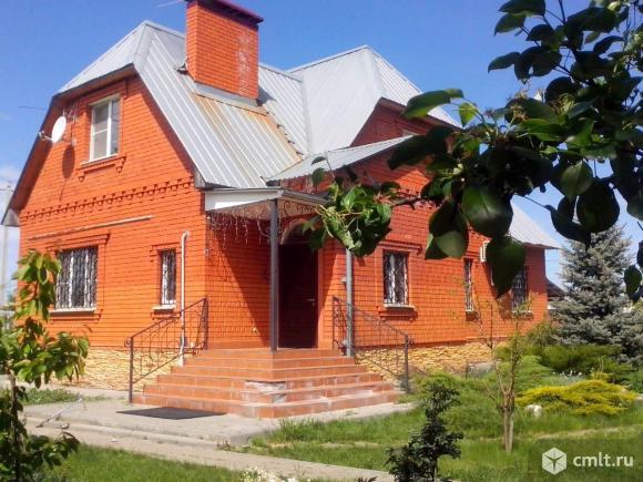 Дом 305 кв.м. Фото 1.