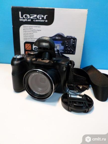 Фотоаппарат цифровой Цифровой фотоаппарат Lazer CDR5. Фото 1.