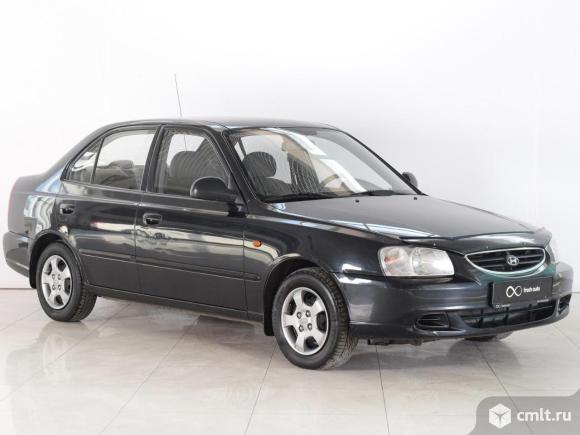 Hyundai Accent - 2011 г. в.. Фото 1.