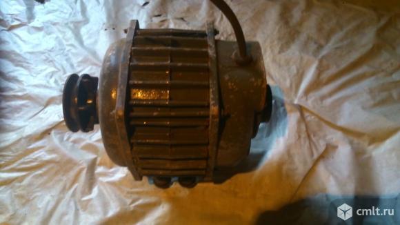 Электродвигатель МСМ-018 220в.. Фото 1.
