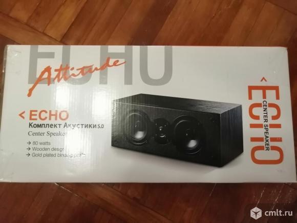 Новая 80 Вт акустическая система Attitude Echo. Фото 2.