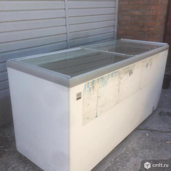 Продаем б/у морозильные лари 400л, 500л. Фото 2.