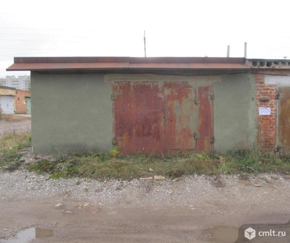 Капитальный гараж 31 кв. м. Фото 1.