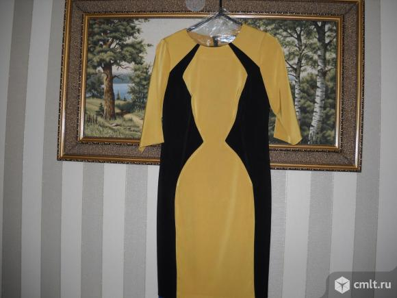 Платье повседневное. Фото 1.