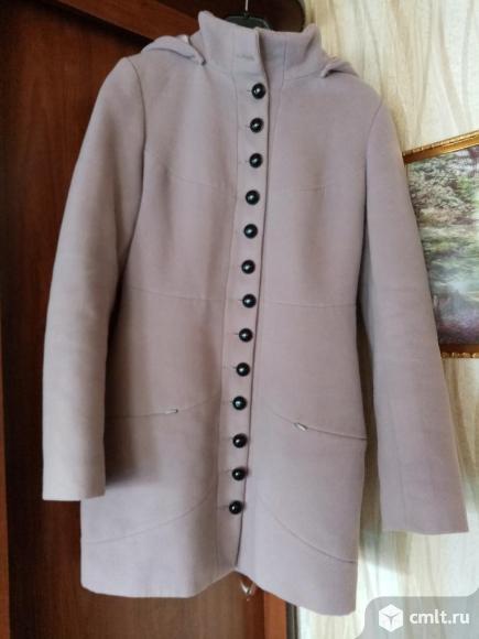 Пальто осеннее. Фото 1.