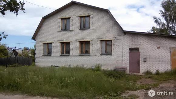 Продается: дом 288.3 м2 на участке 19 сот.. Фото 1.