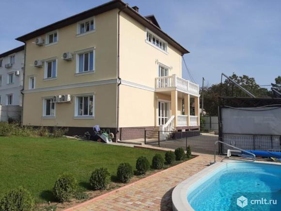 Продается: дом 300 м2 на участке 10 сот.. Фото 1.