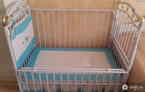 Детская кроватка GEOBY. Фото 1.