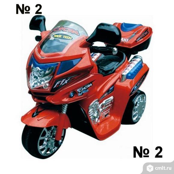 Новый электромотоцикл 1574-5. Фото 1.