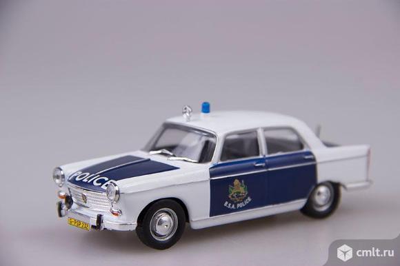 Полицейские машины мира 47 PEUGEOT 404.Британская полиция Южной Африки. Фото 1.