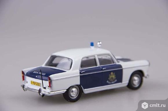 Полицейские машины мира 47 PEUGEOT 404.Британская полиция Южной Африки. Фото 2.