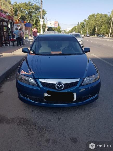 Mazda 6 - 2007 г. в.. Фото 1.