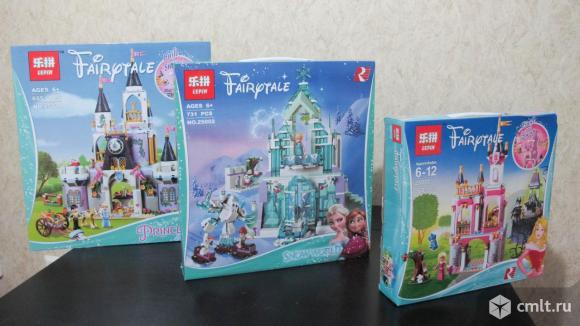 Новые наборы Lepin (аналог Лего) для девочек. Фото 10.