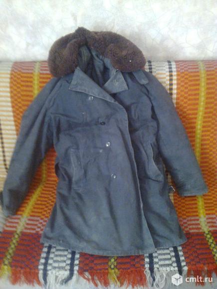 Куртка удлинённая. Фото 1.