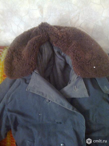 Куртка удлинённая. Фото 2.