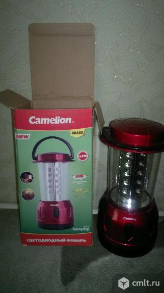 Фонарь CAMELION LED5625. Фото 2.
