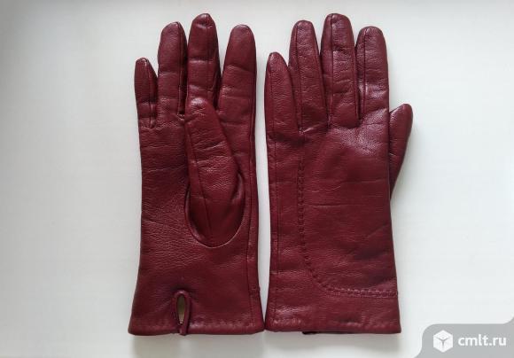Перчатки новые. Фото 1.