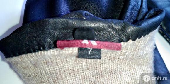 Перчатки новые. Фото 4.